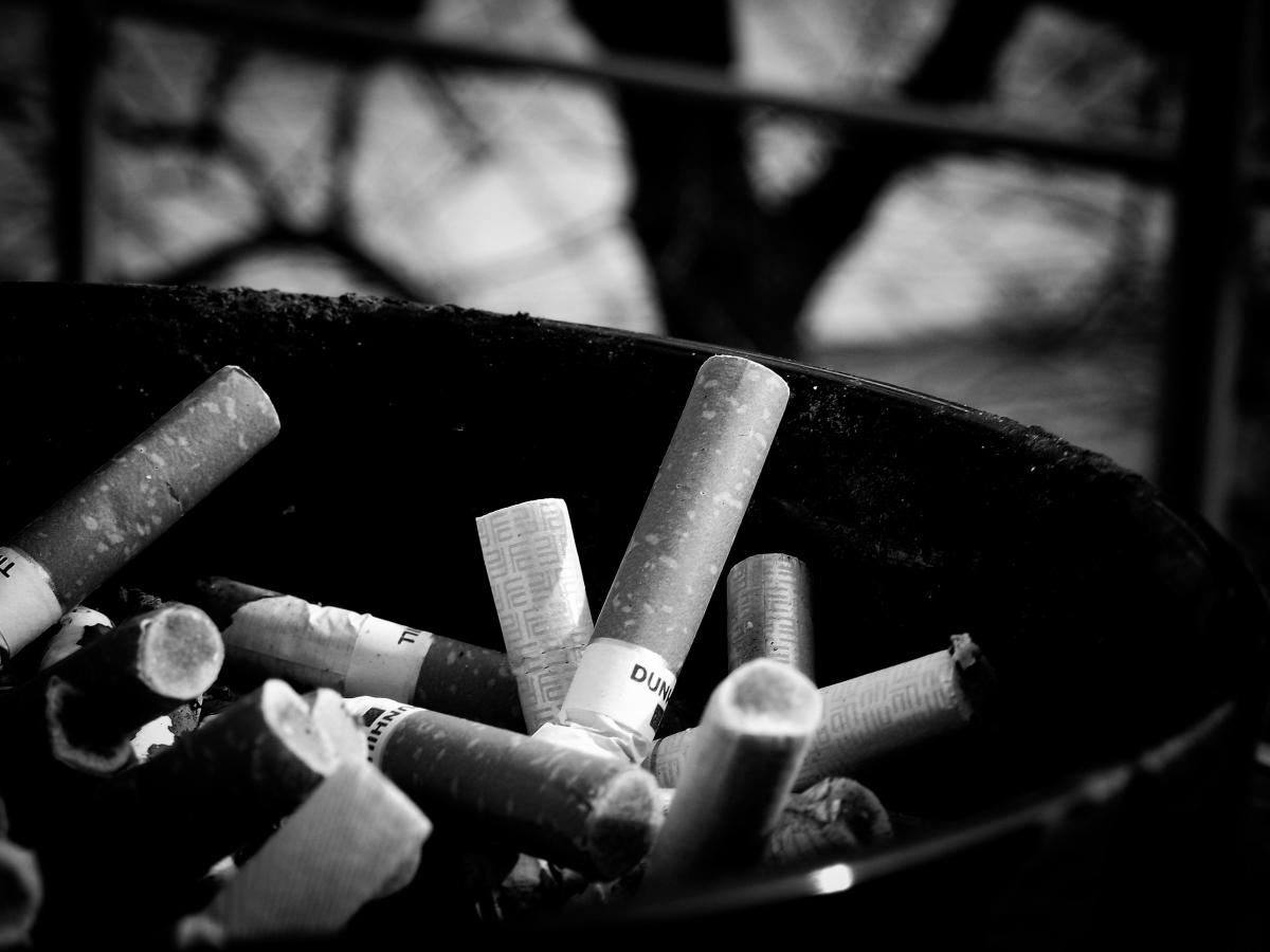 Τα τσιγάρα